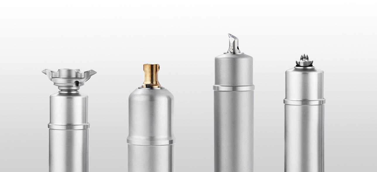special nozzles