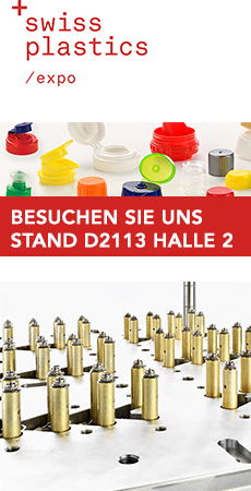 Visit us at Swiss plastics 2020 - Thermoplay